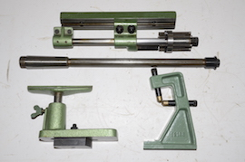 main view Myford 254 254S lathe accessories for sale