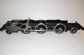 chassis view Enterprise live steam tank loco 2-6-2 Martin Evans LNER V1 for sale