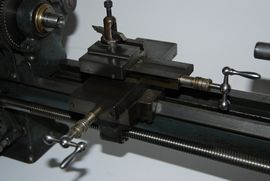 saddle view leinen screcutting lathe for sale
