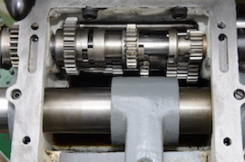gear view norton gearbox  Myford super 7 7B ML7 ML7R  for sale