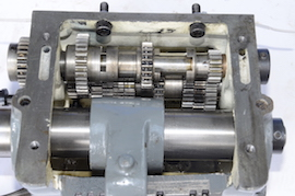 gears view norton gearbox  Myford super 7 7B ML7 ML7R  for sale