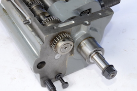 input view norton gearbox  Myford super 7 7B ML7 ML7R  for sale