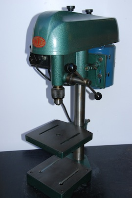 front view amolco fobco meddings  pillar drill for sale