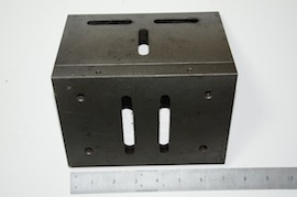 back view Eclipse titling angle plate 312 for sale