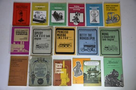 Live steam model engineer books for sale