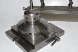 side view ball turning & rotating collet for lathe or milling for sale