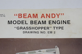 info2 view Beam andy  live steam beam engine for sale