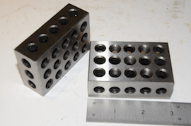side view engineers blocks for sale