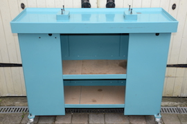 main view industrial cabinet for myford super 7 7b ml7 lathe  for sale