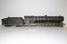 "main view Caterpillar 2.5"" LBSC rare live steam loco Union Pacific 9000 class 4-12-2 for sale"
