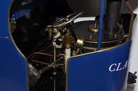 "reverse view 2"" Clayton live steam wagon truck for sale"