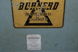 label view burnerd multisize collets EC3 EC13 EC type  for sale