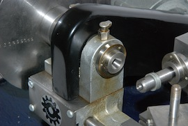 spindle view cowells cw90 clockmakers  lathe for sale