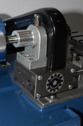 head view cowells cw90 clockmakers  lathe for sale