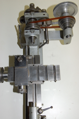 top view cowells me90 lathe  for sale