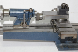 lever view cowells me90 lathe  for sale
