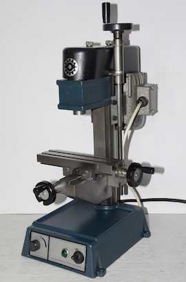 front view cowells vertical milling machine for sale