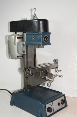 side view cowells vertical milling machine for sale