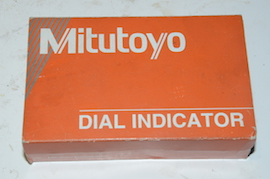 box view mitutoyo dial gauge for sale