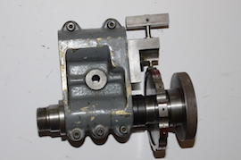 front view dividing head myford lathe for sale