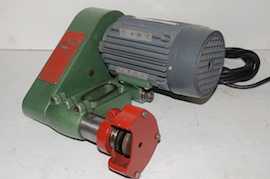 parts view Duplex tool post grinder for sale