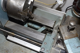 bed Emcomat 7 Emco lathe with milling column head attachment for sale