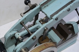 hinge view mechanical hacksaw machine for sale Kennedy