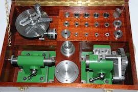 layout view george thomas hemmingway versatile dividing head for sale