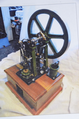 photo view Hemmingway Hick Overhead Crank live steam engine castings for sale