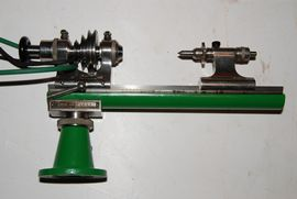 front view ime watchmakers lathe for sale