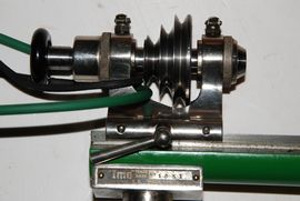 pulley view ime watchmakers lathe for sale