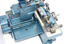 left2 view jones shipman 520 miniature cylindrical grinder for sale