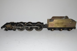 "main view 2.5"" Midland live steam tender loco LBSC Olympiade Jubilee for sale"
