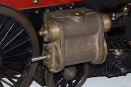 "cylinder view 5"" GWR King 4-6-0 live steam 4 cylinder locomotive loco for sale"