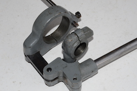 back Myford ML10 lathe quick change rear tool post for sale