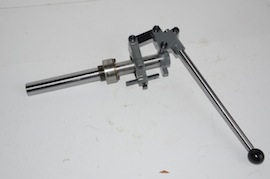 main view lever operated tailstock for myford super 7 ML7R for sale