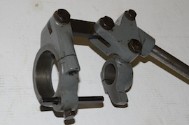 front view lever operated tailstock for myford super 7 ML7R for sale