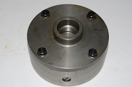 back view eclipse magnetic chuck AX475C to fit myford lathe for sale