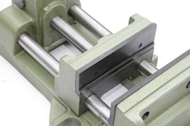 jaw view quick adjusting clamping machine vice for sale