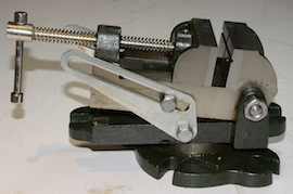 side view machine vice for sale