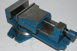 jaw view machine vice for sale