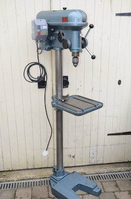 main view meddings floor standing pillar drill for sale