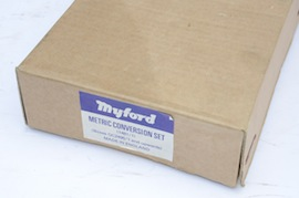 box view metric conversion set for myford gearbox lathe for sale