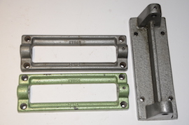 main view Myford ML10 motor bracket for sale