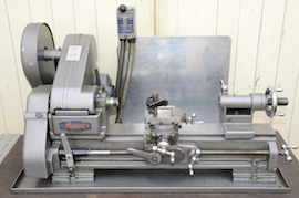 main view Myford ML10 lathe with hemmingway gearbox for sale V108281