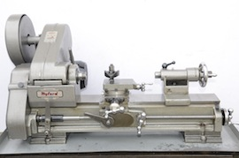 front view Myford ML10 Speed  lathe for sale V141435