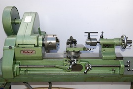 front view Myford ML10 lathe for sale V158044