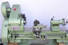 front view Myford ML10 Speed  lathe for sale Vs167721