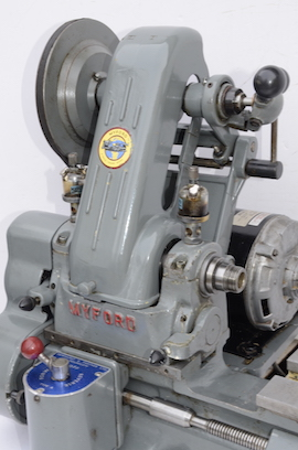 main view Myford  ML7 lathe for sale K92398