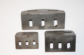 back view myford lathe angle plates for sale